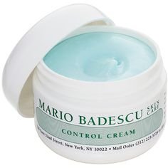 Mario Badescu Control Cream. Honestly changed my life... had awful, dry, itchy eyes and mild roseaca - this took it away in less than 24 hours.