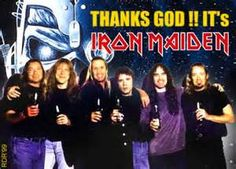 Iron Maiden Band -
