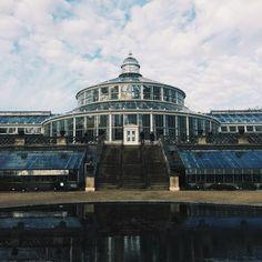 Botanic Garden in Copenhagen / photo by Sabri Beny