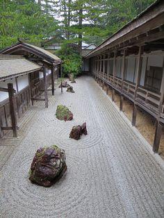 Kongōbu-ji, Wakayama, Japan