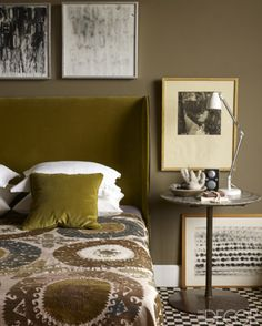 bed spread - The colors and textures, I'm in love!