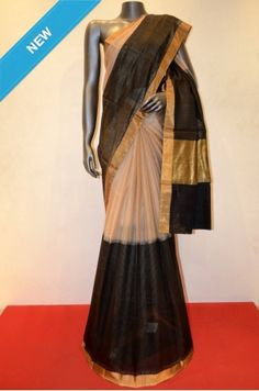 Exclsuive Pure Silk Cotton Saree