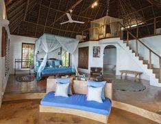 Matemwe Lodge accommodation, Zanzibar.