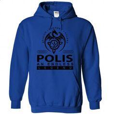 POLIS an endless legend - #sweatshirt organization #navy sweater. CHECK PRICE => https://www.sunfrog.com/Names/polis-RoyalBlue-Hoodie.html?68278