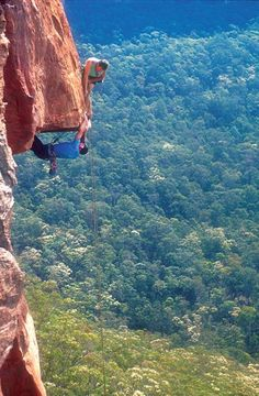 """Top-roping is so safe it's virtually foolproof, right? Think again. Just a brief belay lapse can produce high loads, testing the holding power of Photo by <a target=""""_blank"""" href=""""http://www.onsight.com.au/"""">Simon Carter</a>"""
