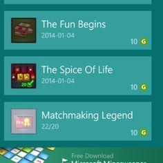 #Mahjong #Xbox #WindowsPhone Gros bug qui m'empêche d'avoir le dernier succès! :@