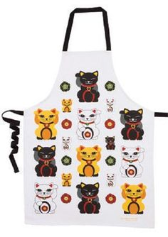 Kitten Funny Cooking Crazy Cat Lady Chefs Apron