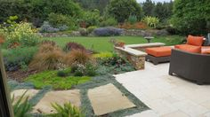 Photo of Tamar Carson Landscaping - Oakland, CA, United States. Mid century makeover #2