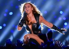 Beyonce's Super Bowl Outfit Criticized by Animal Activists PETA, Amongst Other Things | AT2W