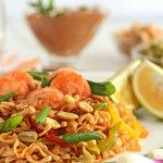Pad Thai Stir-Fried Noodles Recipe