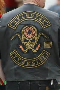 selgovae mc - Yahoo Search Results Yahoo Image Search results Biker Clubs, Motorcycle Clubs, Harley Gear, British Motorcycles, Biker Vest, Nose Art, Yahoo Search, Cut And Color, Biker Gangs