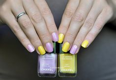 Chanel - Lilac Sky & Mimosa