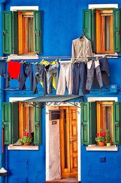 Бурано – самый красочный город Европы  Burano - http://www.prettyplaces.ru/burano