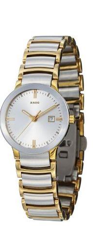Rado Centrix Two-Tone Ladies Watch R30932103