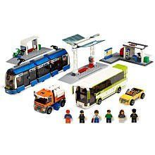 LEGO City Set #8404 Public Transport