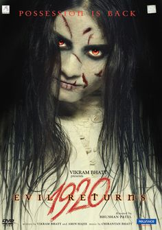 New Bollywood Movie 1920 Evil Returns DVD is in stock now...  Visit now at www.greatdealworld.com...