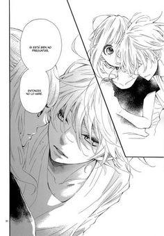 Koisuru Harinezumi Capítulo 21 página 36 - Leer Manga en Español gratis en NineManga.com