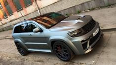 Exit the Dragon Jeep Cars, Jeep Truck, Jeep Grand Cherokee Srt, Cherokee Srt8, Best Suv Cars, Srt8 Jeep, Jeep Wk, Automobile, Offroader