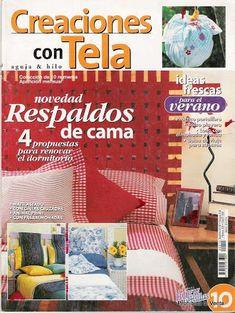 Photo: Creaciones con Tela nº10. Cabeceros de Cama.