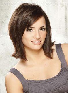 25-Short-Bob-Haircut-Styles-With-Bangs-Layers-For-Girls-Women-2014-21.jpg 400 × 550 bildepunkter