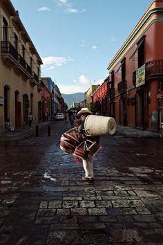 Antiguo México, Oaxaca