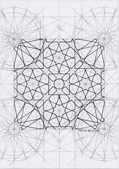 I Islamic geometric patterns Geometric Pattern Design, Geometry Pattern, Geometry Art, Geometric Designs, Mandala Design, Sacred Geometry, Geometric Shapes, Islamic Art Pattern, Arabic Pattern