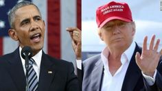 Obama cree Donald Trump no sabe mucho sobre politica exterior