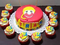 Resultado de imagen para piñon fijo torta Holidays And Events, Birthday Cake, Party, Desserts, Food, Indiana, Parties Kids, Pastries, Sweets