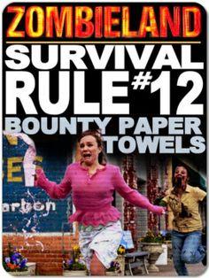Zombieland (2009) - Rule # 12