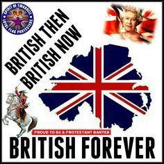 Ulster will always be British