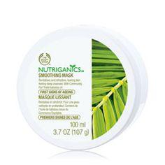 Nutriganics™ Smoothing Mask | The Body Shop ®