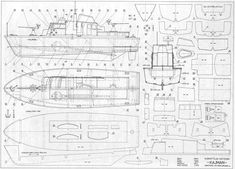 "Результаты поиска изображений по запросу ""Free Boat Blueprints"""