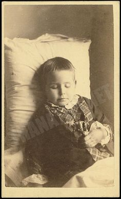 Dead Boy with Flowers by jack_mord, via Flickr
