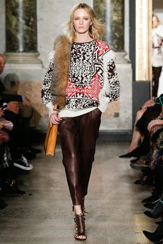 Emilio Pucci - Fall/Winter 2013-2014 Milan Fashion Week