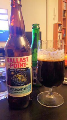 Sea Monster - Ballast Point Brewing & Spirits