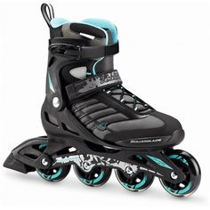 Rollerblade Zetrablade W Womens Skate Wheels SG 5 Performance Bearings BlackCherry US Womens Size 9 * Details can be found by clicking on the image. (This is an affiliate link) Azul Cyan, Cyan Blue, Black Cherry Uses, Skate Store, Inline Skating, Roller Skating, Nike, Fit Women, Baby Car Seats
