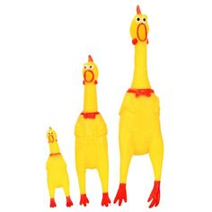 Rubber Chicken, Chicken Toys, Cute Dog Toys, Funny Toys, Stimulating Dog Toys, Duck Toy, Pet Dogs, Pets, Dog Cat
