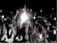 paparazzi flash mob - Google Search
