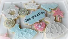 cookie corner: ...and they lived happily ever after.