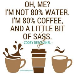 This sounds like just the right mixture to us! #MrCoffee #coffee #CoffeeHumor