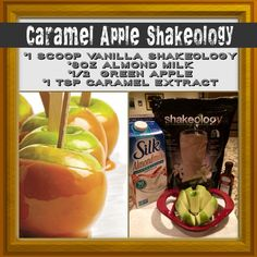 A great dessert alternative or quick and healthy meal replacement and it is perfect for Fall! Shakeology Shakes, Beachbody Shakeology, Vanilla Shakeology, Chocolate Shakeology, Herbalife Shake, 310 Shake Recipes, Protein Shake Recipes, Smoothie Recipes, Healthy Recipes