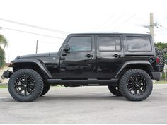 Jeep Wrangler Unlimited This Will Be Mine Except Black
