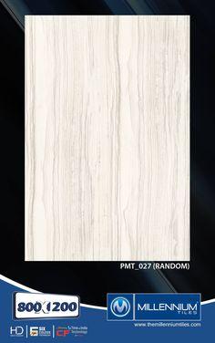 Millennium Tiles 800x1200mm (32x48) PGVT Porcelain Matt XXL Floor Tiles Series  - PMT_27