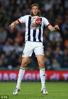 West Bromwich Albion defenders Gareth McAuley and Jonas Olsson pen one-year contract extensions at The Hawthorns