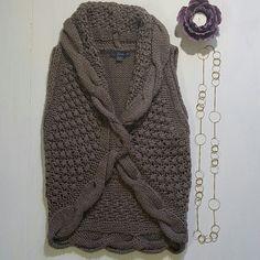 Selling this F21 Sweater Vest on Poshmark! My username is: snbelisle. #shopmycloset #poshmark #fashion #shopping #style #forsale #Forever 21 #Jackets & Blazers