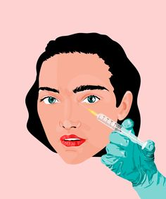 Depending on your state's law, you can go to a plastic surgeon, nurse practitioner, or dermatologist for injections. Botox Fillers, Dermal Fillers, Lip Fillers, Dermapen Microneedling, Face Injections, Relleno Facial, Skin Clinic, Beauty Illustration, Cosmetic Procedures