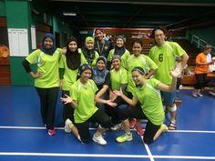 my volleyball team :)