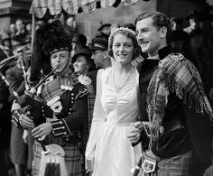 Lovat and Rosamund 1938