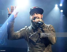 A.J. McClean of Backstreet Boys performs during the 2013 Star 94 Jingle Jam at Arena at Gwinnett Center on December 16, 2013 in Duluth, Georgia.