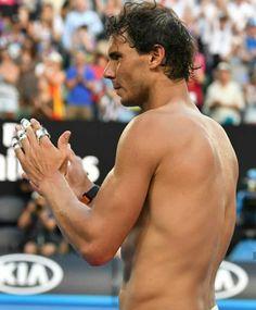 Rafa Nadal #tennisinspiration